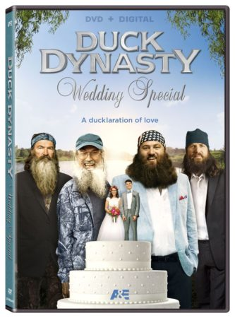 DUCK DYNASTY WEDDING SPECIAL 1