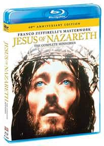 """""""JESUS OF NAZARETH: THE COMPLETE MINI-SERIES"""" ARRIVES ON BLU-RAY on FEBRUARY 23RD, 2016! 1"""
