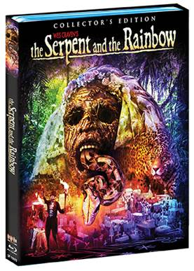 Wes Craven's THE SERPENT AND THE RAINBOW Collector's Edition BD set hits shelves Feb 23, 2016 1