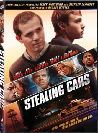 STEALING CARS Available on DVD and Digital April 5 7