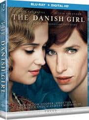 THE DANISH GIRL on Digital HD February 16 and Blu-Ray, DVD, and On Demand March 1 7