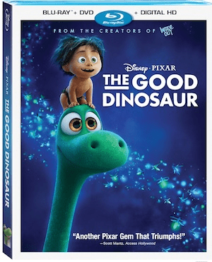 THE GOOD DINOSAUR HITS BLU-RAY on FEBRUARY 23RD! 1