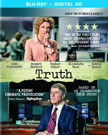 Truth arrives on Digital HD January 26 and Blu-ray & DVD February 2 15