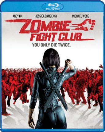 ZOMBIE FIGHT CLUB HITS HOME VIDEO ON FEBRUARY 2ND! HERE'S A TRAILER! 1