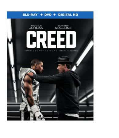 Own CREED on Blu-ray Combo Pack or DVD on March 1 or Own It Early on Digital HD on February 16! 3