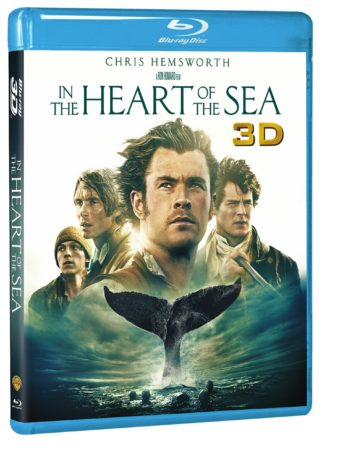 Own In the Heart of the Sea on Blu-ray 3D Combo Pack, Blu-ray, or DVD on March 8 or Own It Early on Digital HD on February 23! 3