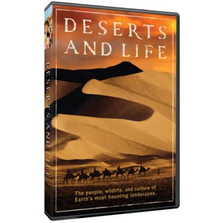 DESERTS AND LIFE 5