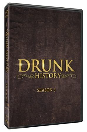 DRUNK HISTORY: SEASON THREE 7