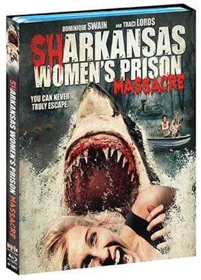 "Jim Wynorski's ""Sharkansas Women's Prison Massacre"" hits May 3, 2016 - DVD, BD, On-Demand and Digital 7"