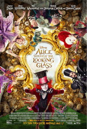 P!NK TO PARTNER WITH DISNEY ON ALICE THROUGH THE LOOKING GLASS 7