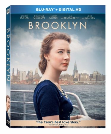 Academy-Award Nominated Film BROOKLYN Arrives On Digital HD February 23 and Blu-ray™ and DVD March 15 5