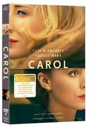 CAROL Available on Blu-ray™, DVD and On Demand March 15, 2016. Available on Digital HD March 4, 2016 5