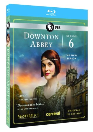 DOWNTON ABBEY: SEASON 6 3