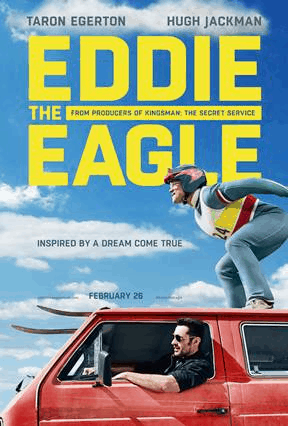 """EDDIE THE EAGLE"" HAS A SUPER BOWL COMMERCIAL. WATCH IT! 1"