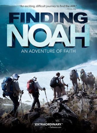 FINDING NOAH / Gripping Documentary Narrated by Gary Sinise / Available on DVD on March 1st 3