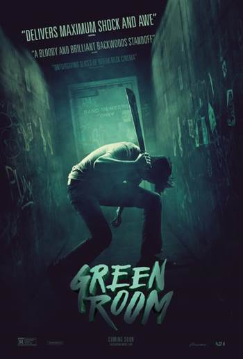 GREEN ROOM lands a new trailer and poster. 1