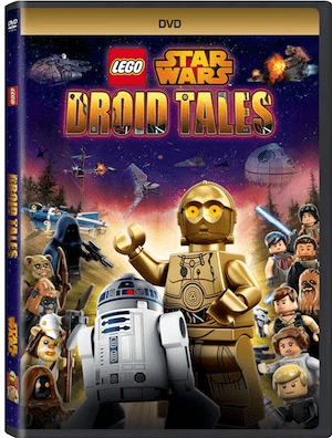 LEGO® STAR WARS: Droid Tales! comes to DVD on March 1st, 2016. 3