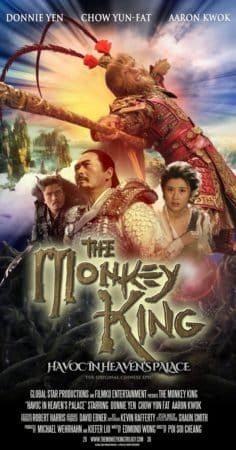 MONKEY KING, THE: HAVOC IN HEAVEN'S PALACE 7