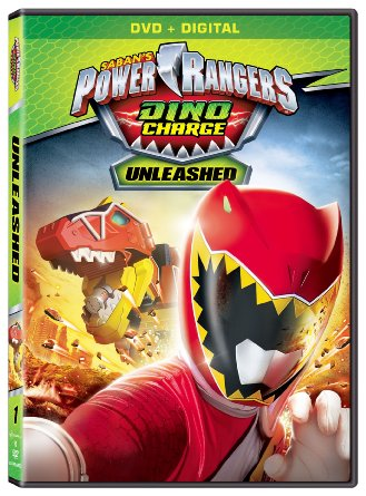 POWER RANGERS: DINO CHARGE UNLEASHED 1