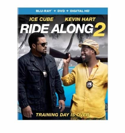 Kevin Hart and Ice Cube reunite in the blockbuster comedy RIDE ALONG 2 - available on Digital HD 4/12, and Blu-ray & DVD 4/26! 14