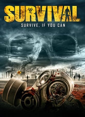 SURVIVAL / Starring Frank Raffel, Yûho Yamashita, Oliver Juhrs and Selcuk Tutumlu / Available on DVD on March 1st 1