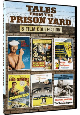 TALES FROM THE PRISON YARD: 6 FILM COLLECTION 7