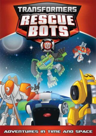 TRANSFORMERS RESCUE BOTS: ADVENTURES IN TIME AND SPACE 5