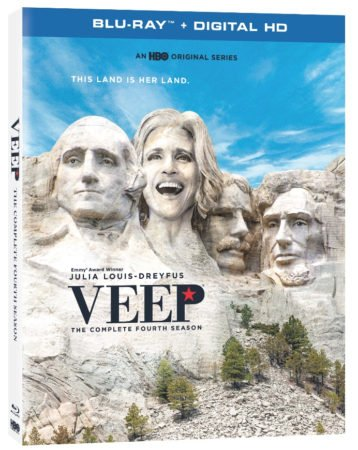 Veep: The Complete Fourth Season hits Blu-Ray on April 19th. 6
