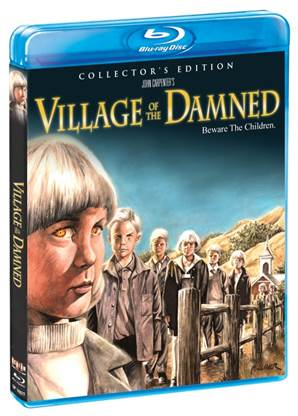 John Carpenter's VILLAGE OF THE DAMNED Collector's Edition Blu-ray, arriving in stores nationwide on April 12 9