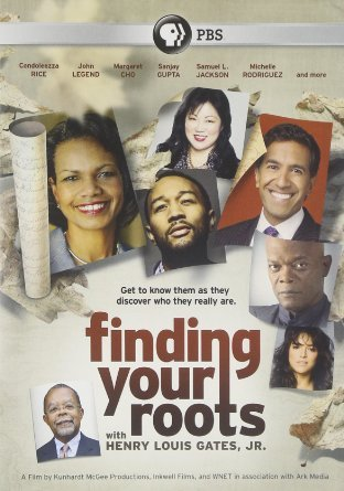 FINDING YOUR ROOTS with HENRY LOUIS GATES, JR. 1