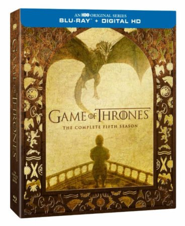 GAME OF THRONES: THE COMPLETE FIFTH SEASON 11