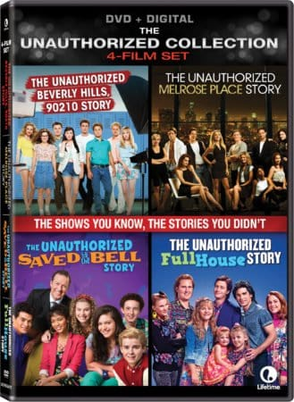 UNAUTHORIZED COLLECTION, THE: 4-FILM SET 3