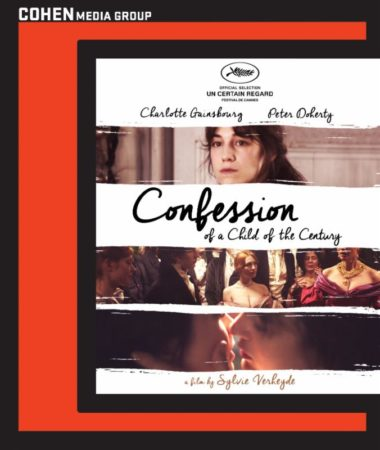 Charlotte Gainsbourg Stars in CONFESSION OF A CHILD OF THE CENTURY on Bluray & DVD 3/29 3