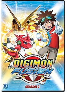 DIGIMON FUSION: SEASON 2 3