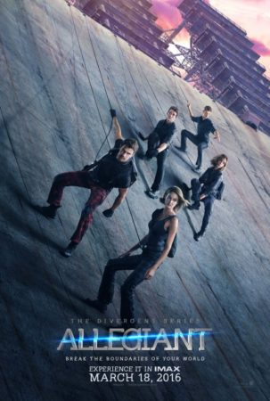 DIVERGENT SERIES, THE: ALLEGIANT - PART I 6