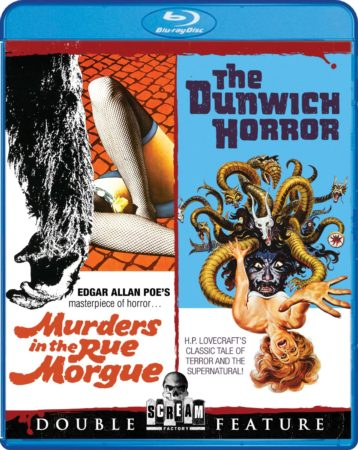 MURDER IN THE RUE MORGUE & THE DUNWICH HORROR 3