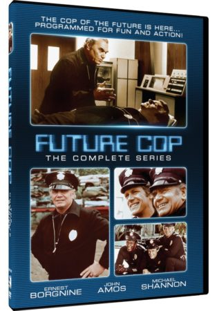 FUTURE COP: THE COMPLETE SERIES 5