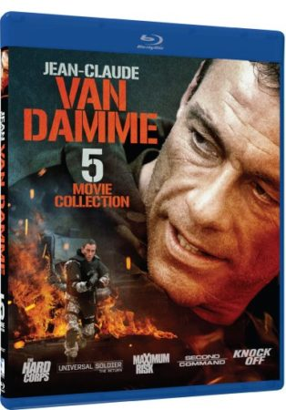 JEAN-CLAUDE VAN DAMME: 5 MOVIE COLLECTION 13