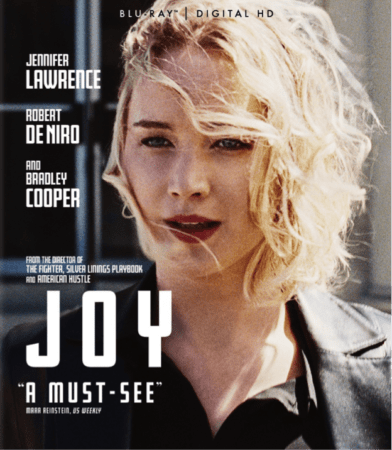 Share the story of Family, Love, and Loyalty! Joy comes to Digital HD April 8 and Blu-ray May 3! 3