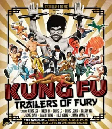 KUNG FU TRAILERS OF FURY 3