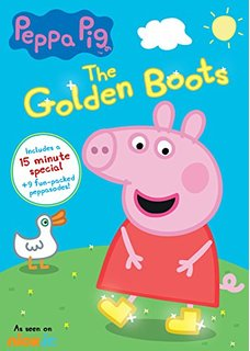 PEPPA PIG: THE GOLDEN BOOTS 1