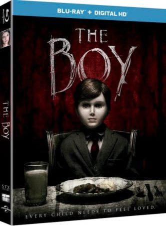 Lauren Cohan stars in the chilling terror The Boy on Digital HD 4/26 and Blu-ray & DVD 5/10 11