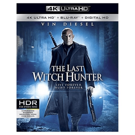 LAST WITCH HUNTER, THE: 4K ULTRA HD 14