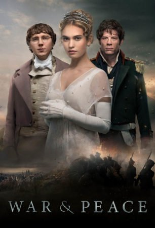 WAR & PEACE: Starring Paul Dano, Lily James, James Norton and Gillian Anderson / Available on Blu-ray and DVD on May 10 5