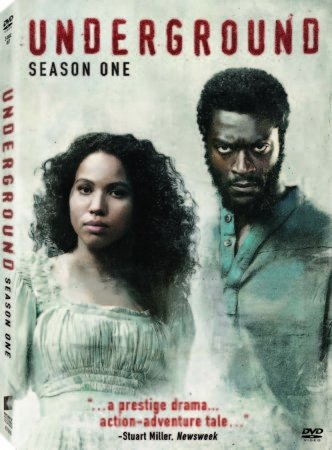 UNDERGROUND: SEASON ONE will be available May 24 on DVD from Sony Pictures Home Entertainment 3