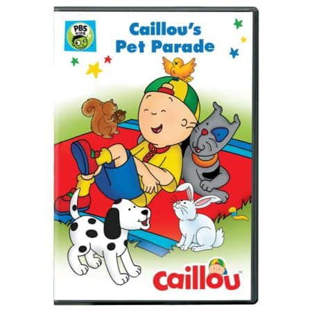 CAILLOU'S PET PARADE 3