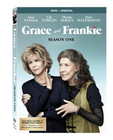 GRACE AND FRANKIE: SEASON ONE 4