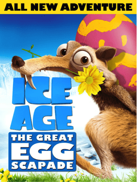 ICE AGE: THE GREAT EGG-SCAPADE 19