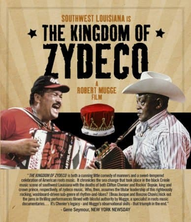 KINGDOM OF ZYDECO, THE 21