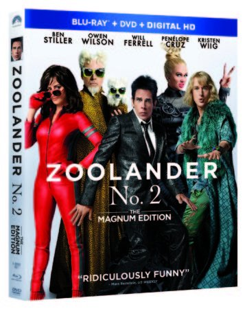 ZOOLANDER NO. 2: THE MAGNUM EDITION 1
